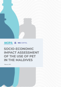 SOCIO-ECONOMIC IMPACT ASSESSMENT OF THE USE OF PET IN THE MALDIVES