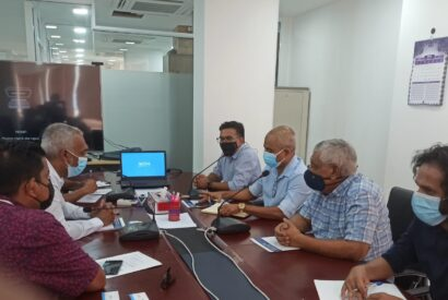 MOPA meeting with Male City Council 1